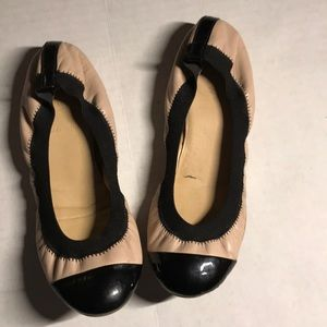 J crew flats made in Italy